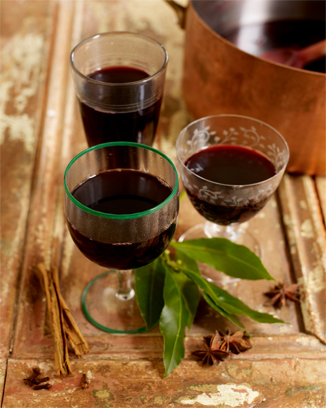 Mulled Wine Recipe for the Holidays!