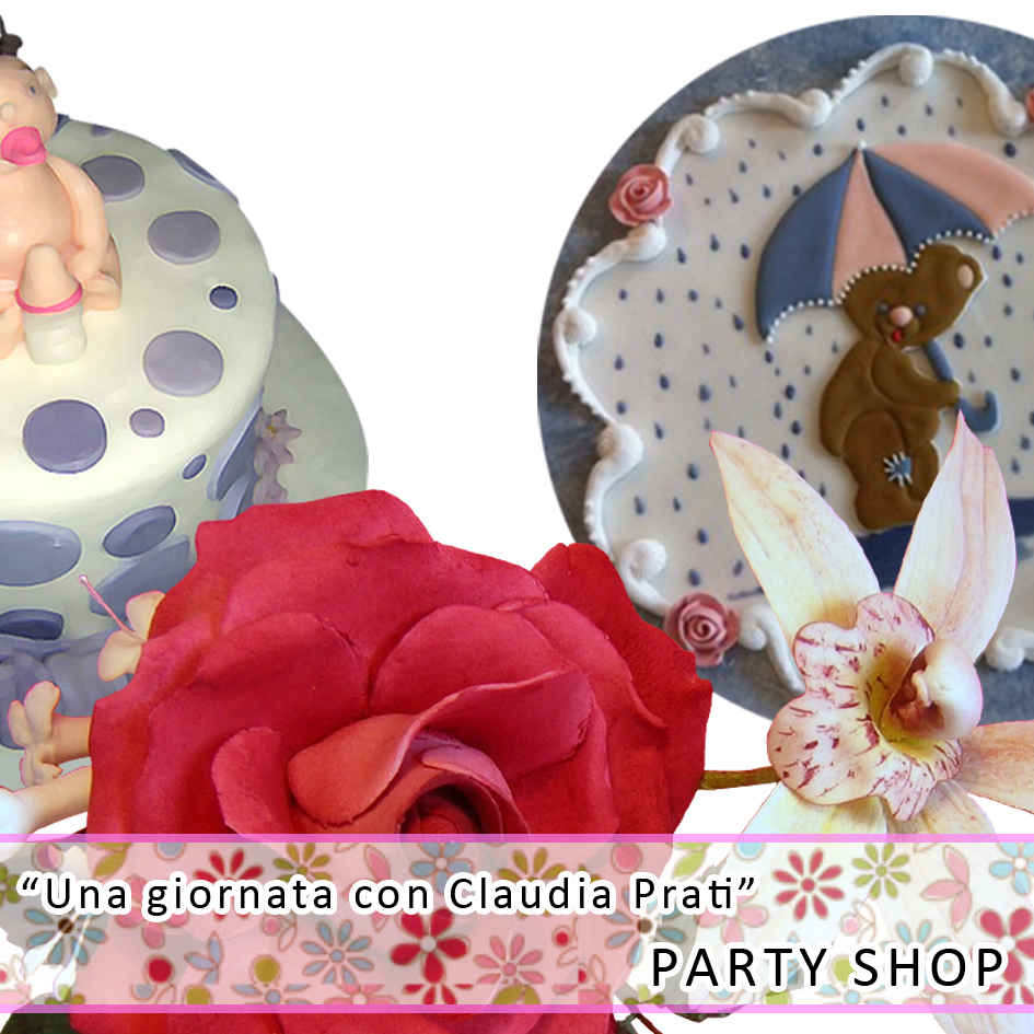 Partyshop corsi di decorazione con claudia prati for Art e decoration rivista
