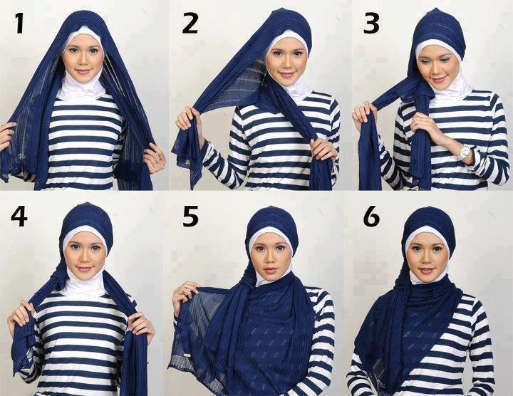 Hijab mode mode d 39 emploi hijab et voile mode style mariage et fashion dans l 39 islam - Comment mettre un voile d hivernage ...