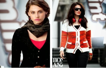 Bonanza Sweaters Winter Collection for Girls