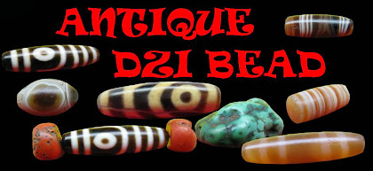 Ancient Dzi Bead