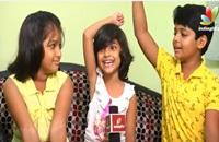 Pasanga 2 Child Actors : I like Surya than Ajith | Childrens Days Spl Interview