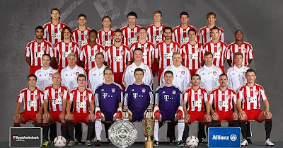 Bayern Munchen Football Club