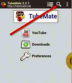 Free Download TubeMate 2.80 Android YouTube Downloader Apk