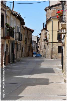 calle Peñaranda de Duero