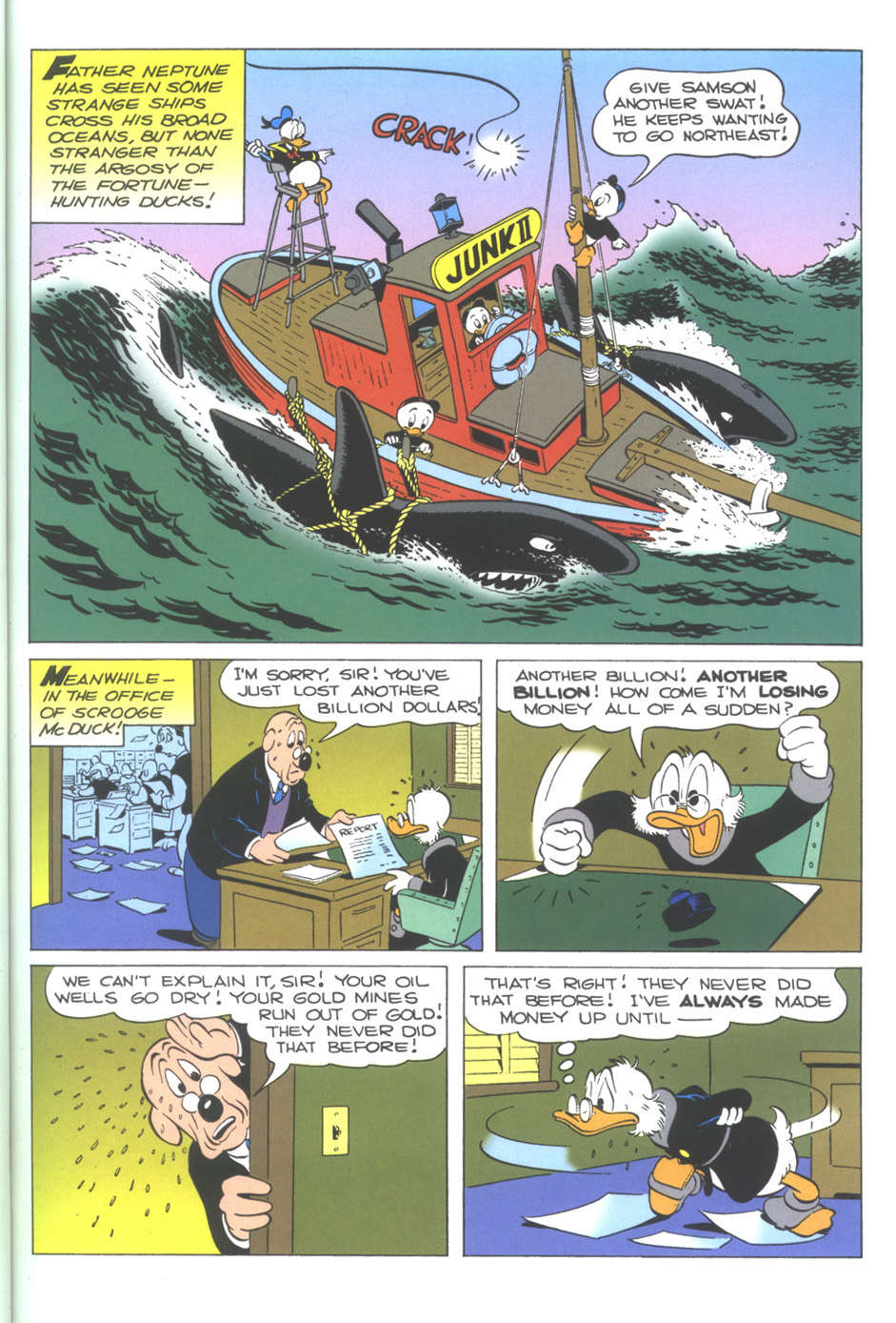 Uncle Scrooge (1953) Issue #341 #341 - English 13
