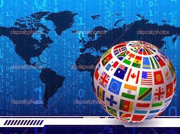 Click at the globe for languages!