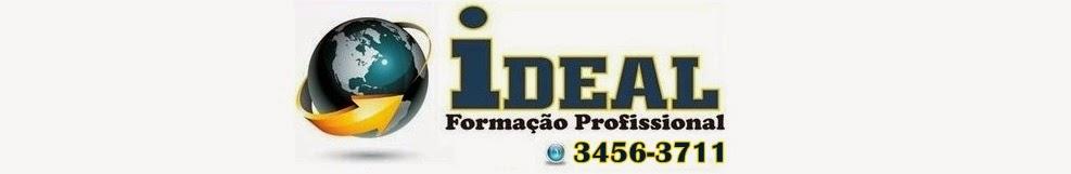 IDEAL FORMAÇÃO PROFISSIONAL