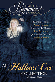 Heidi Reads... All Hallows' Eve Collection: A Timeless Romance Anthology by Sarah M. Eden, Annette Lyon, Heather B. Moore, Lisa Magnum, Jordan McCollum, Elana Johnson