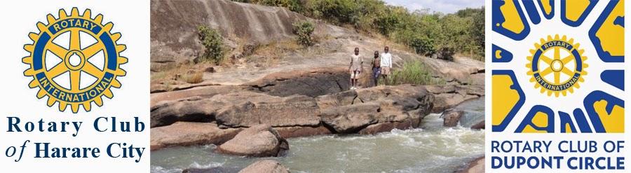 Zimbabwe Footbridge