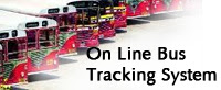 Online Bus Tracking System