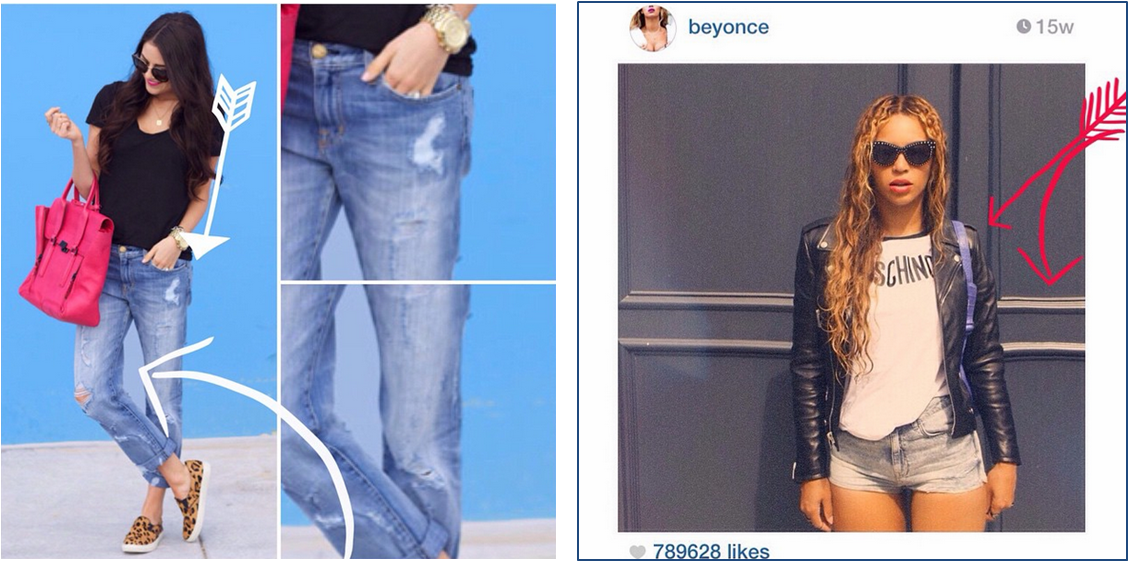celebrities con photoshop