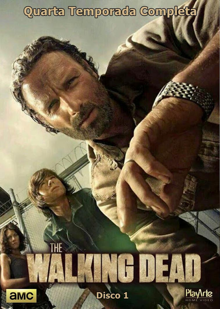 The Walking Dead 4ª Temporada Torrent - Blu-ray Rip 720p Dublado (2013)