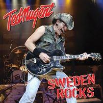 Ted Nugent Sweden Rocks