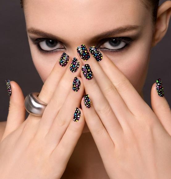 fashion creative nail art design