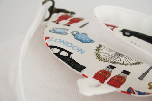 Clutch London Fabric
