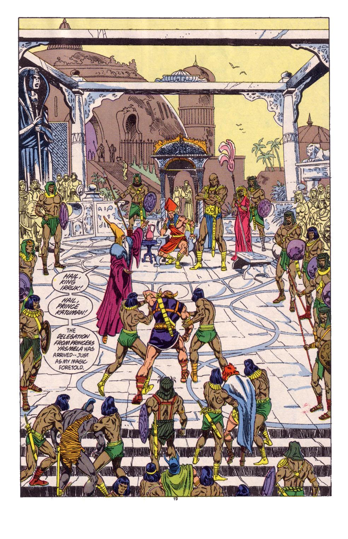 Conan the Barbarian (1970) Issue #247 #259 - English 16