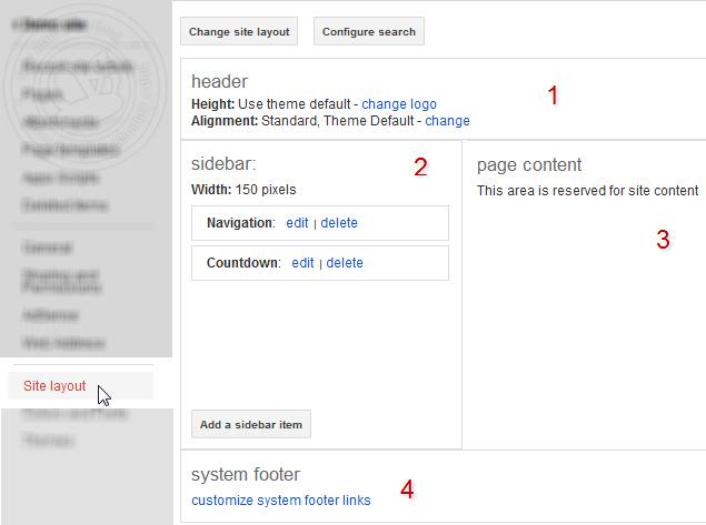 huong dan tao google sites 2012, google site tutorial,google sites, thu thuat Google sites