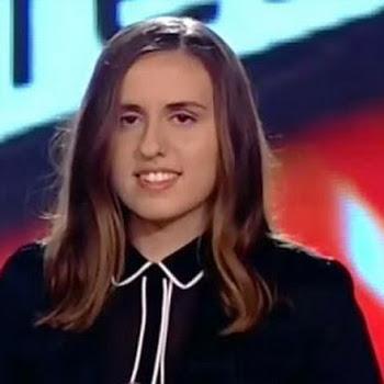 """Αρετή Κοσμίδου: Δεν ξέρω αν μπορώ να συνηθίσω την ταμπέλα του """"The Voice"""""""