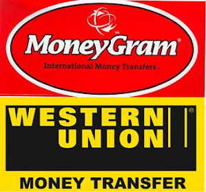 WESTERN UNION & MONEYGRAM