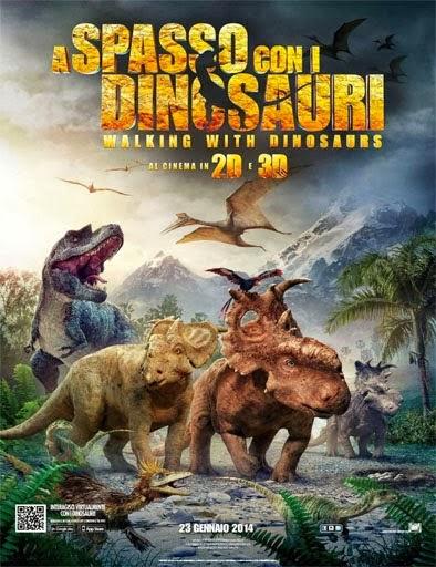 Ver  Caminando entre dinosaurios – 2013