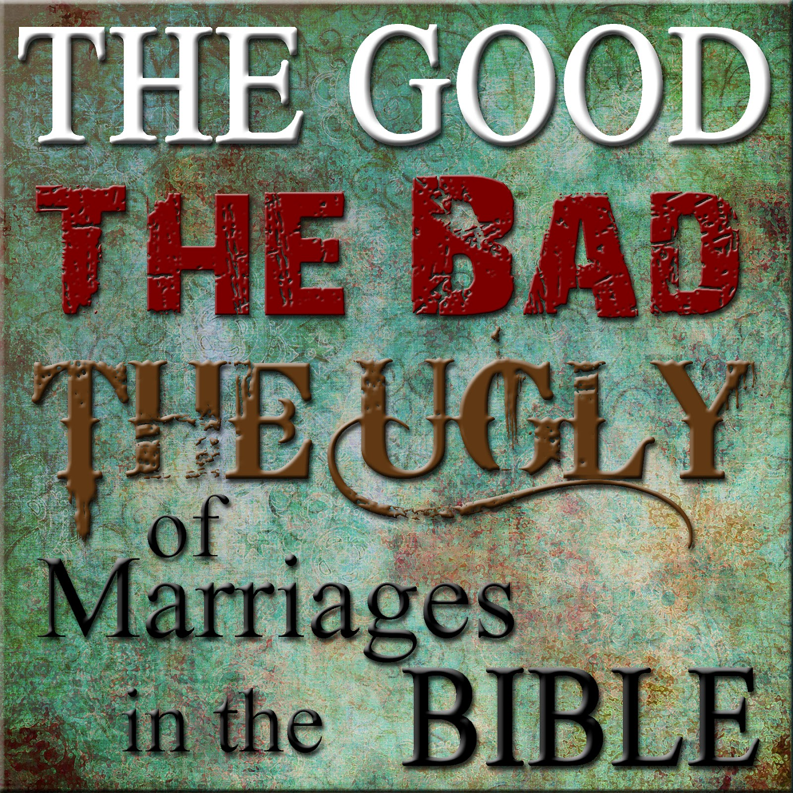 the good and bad of marriage to a family We go into marriage thinking that we will have the perfect little marriage and the perfect little family in the cookie you now get to see the good, the bad.