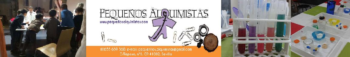 Pequeños Alquimistas