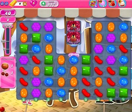 Candy Crush Saga 817