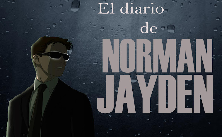 El diario de Norman Jayden