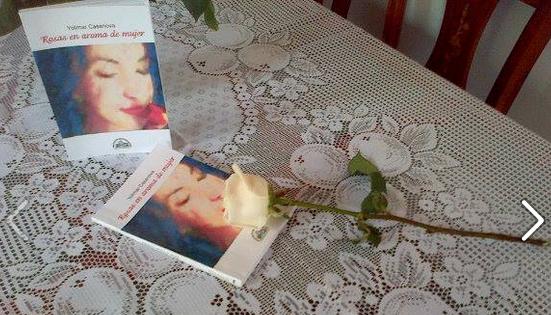 Libro Rosas En Aroma De Mujer