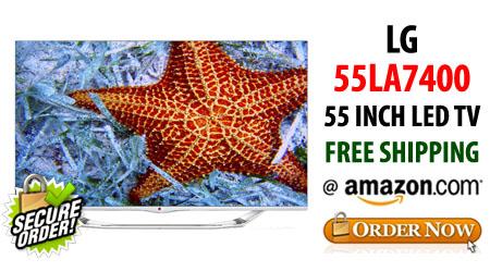 LG 55LA7400 LED TV