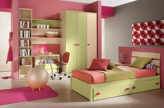 Feng shui y el dormitorio de los ni os ideas para - Colores feng shui dormitorio ...