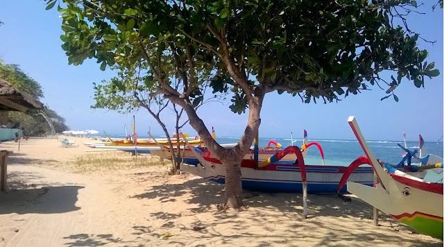 Bali Sanur Strand (Kundenfoto)