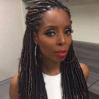 Tasha smith faux locs