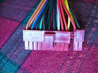 Konektor 20/24 pin ATX mainboard