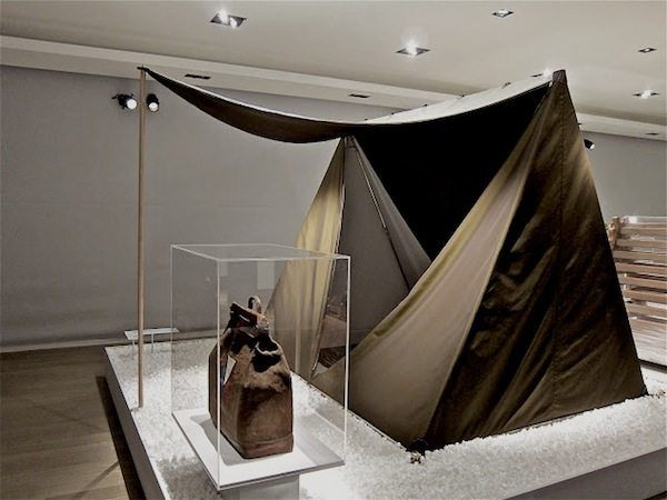 Louis Vuitton V-tent by Sam Hecht and Kim Colin