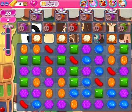 Candy Crush Saga 773