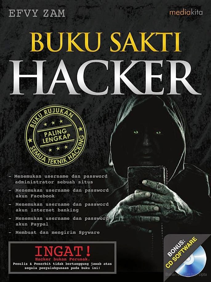 ebook hacker sakti