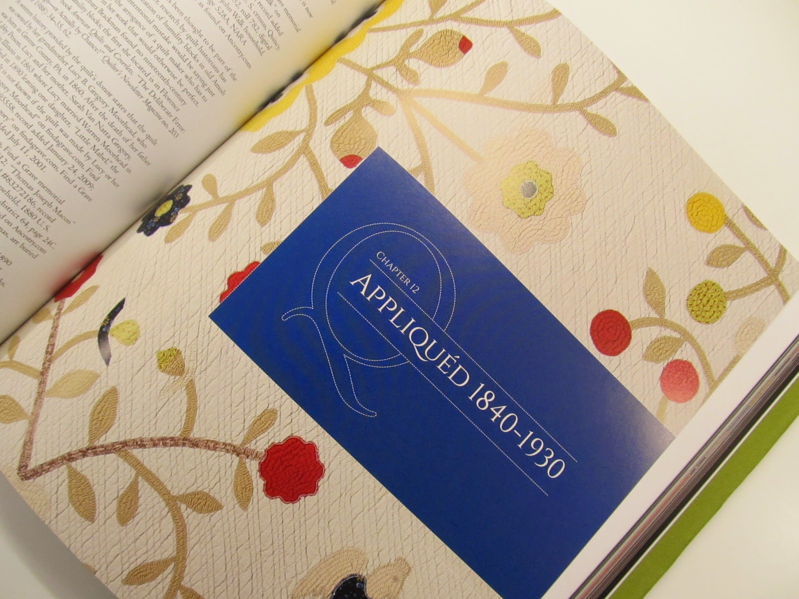 Four Centuries of Quilts Book from The Quilt Ladies