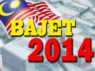 Bajet Belanjawan 2014