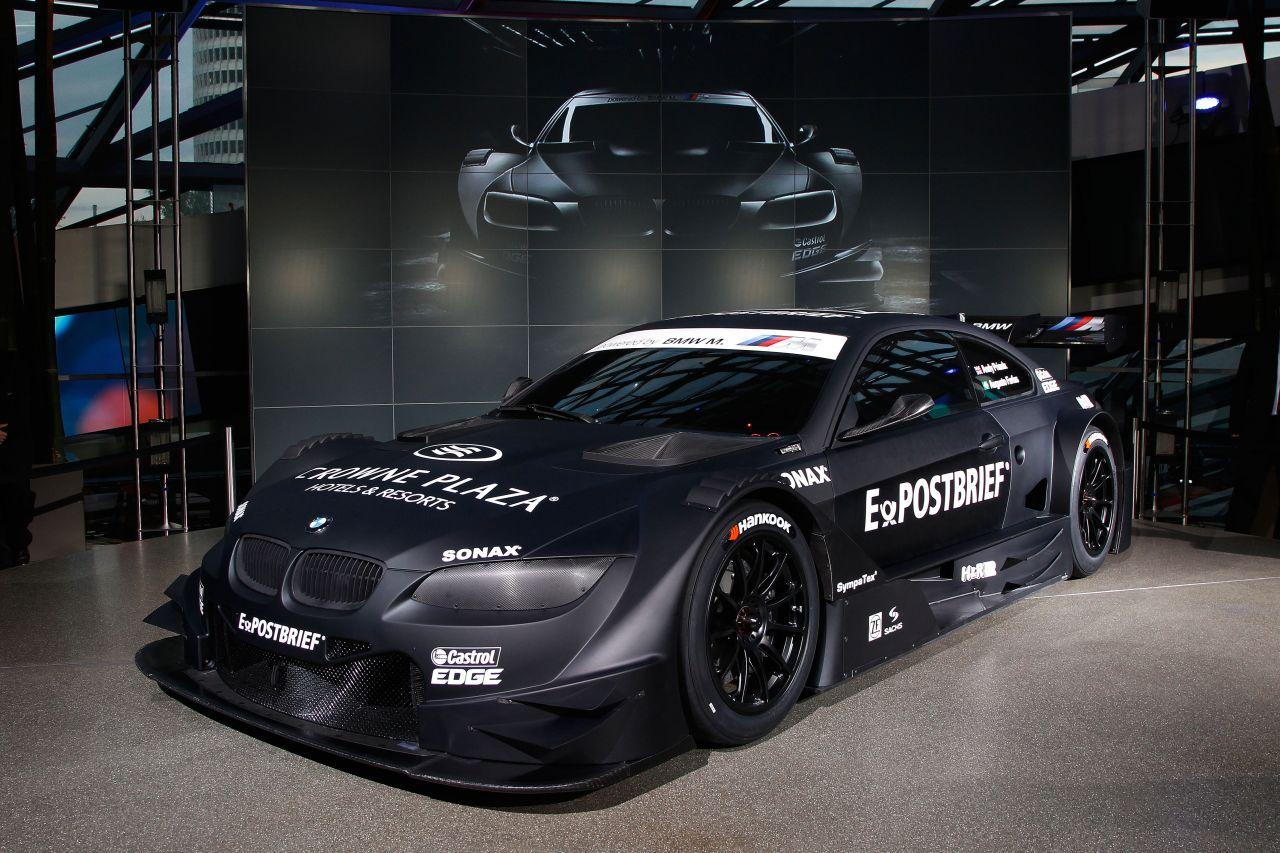 Official 2012 bmw m3 dtm concept car garage car for Garage concept auto