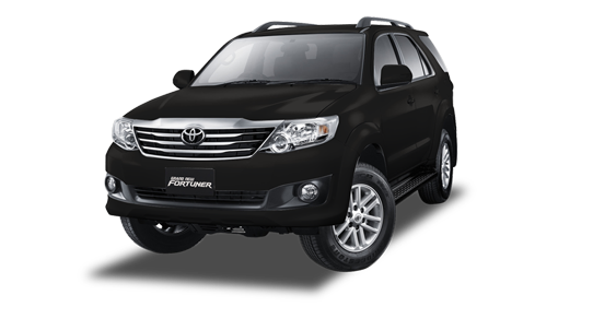 Grand New Fortuner Black Mica