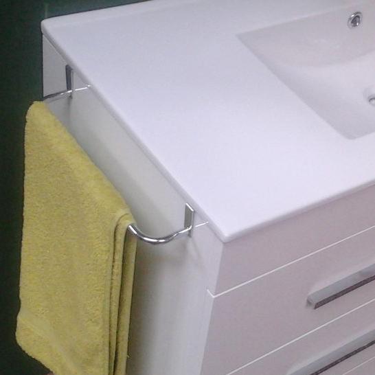 toallero lateral mueble lavabo tu cocina y ba o