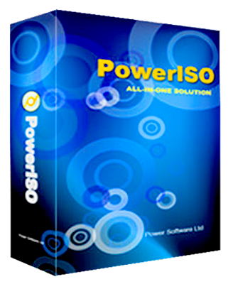 Power Software PowerISO Box