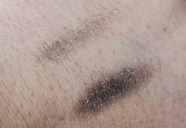 urban decay zodiac eyeshadow swatch