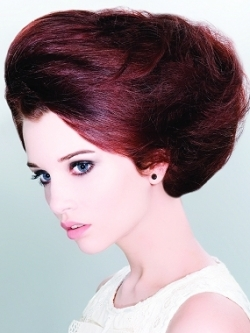 Burgundy Hair Color Ideas | Cool Hairstyle Ideas