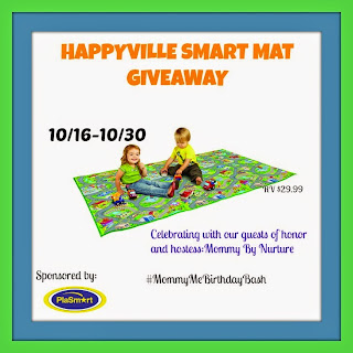 Enter the SmartMat HTML Birthday Bash Giveaway. ENds 10/30