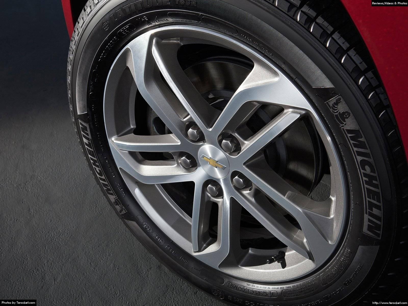 Hình ảnh xe ô tô Chevrolet Equinox 2016 & nội ngoại thất