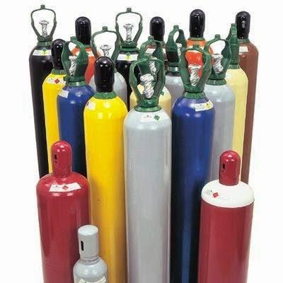 Gases comprimidos seguran a nosso compromisso for Valor cilindro de gas
