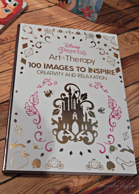 Disney Princess Adult Coloring Book